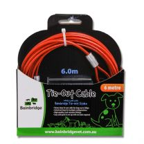 Tie Out Cable 6 Metres