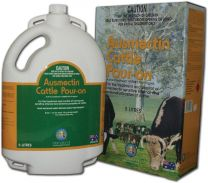 5 Litres of Ausmectin Brand Cattle Pour-On