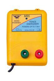 Thunderbird 7.5km M65 Mains Electric Fence Energiser