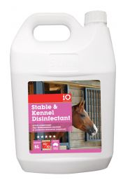 iO Stable & Kennel Disinfectant 5 Litre