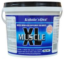 KOHNKE MUSCLE XL 800gr - 10 kg