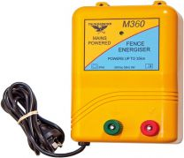 35km Mains Electric Fence Energiser (M360)