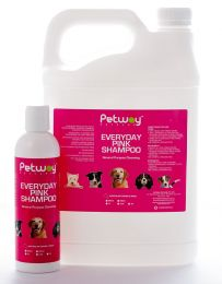 Petway Everyday Pink Shampoo 250mL -5 Litre