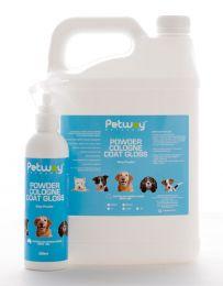 Petway Powder Cologne Coat Gloss 250mL - 5 Litre