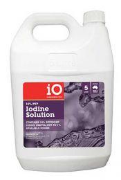 iO Antiseptic Iodine Solution 5ltrs