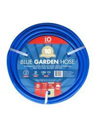 iO Blue Garden Hose 12mm x 30mt Independents Own