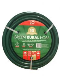 iO Green Rural Hose 18mm x 30mt Independents Own