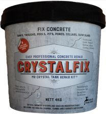 Mr Crystal Concrete Tank & Trough Repair Kit