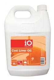 Cod Liver Oil 5 Litres