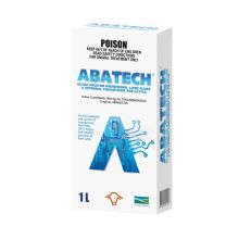 Abatech Ultra Cattle Drench Pour On 1 Litre (Equiv to Avomec)