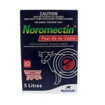 Noromectin Cattle Pour-On 5 litre