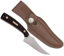 Schrade Sharpfinger Skinning Knife with Pouch