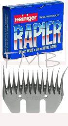 Heiniger Rapier Shearing Comb