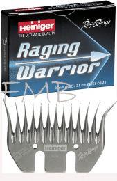 Heiniger Raging Warrior X-Bred Shearing Comb