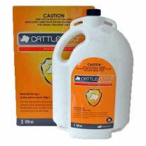 Zoetis Cattleguard (Moxidectin) 1 Litre Pour-On