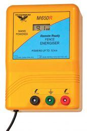 60km Mains Energiser model M650R