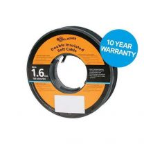 Double Insulated 1.6mm Underground Cable 25mt