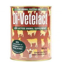Di-Vetelact Low Lactose Milk Replacer 375gr - 10kg