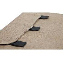 Superior Pet Hessian Replacement Bed Cover - Medium