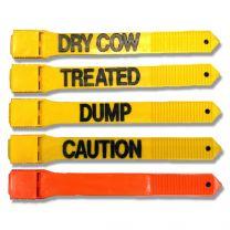 Leg Strap Removable - Cow