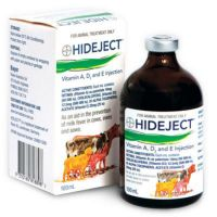 Bayer Hideject A D3 and E 100mL